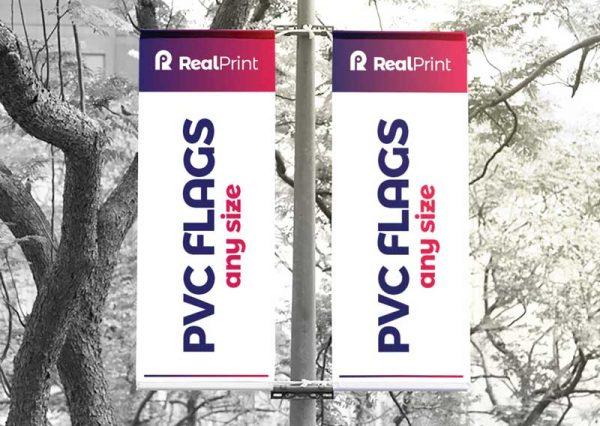 PVC Flags