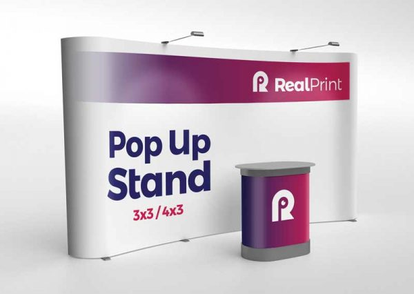 Pop Up Stand
