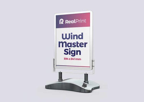 Wind Master Sign